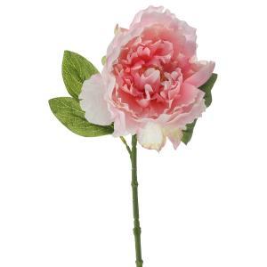Παιωνια Κλαδι 35εκ Ροζ Ai Decoration 74461