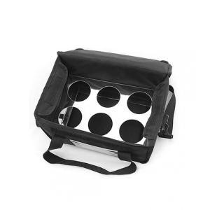 Ισοθερμική Τσάντα Μεταφοράς 6 Θέσεων (Χωρίς Βάση) 34x23cm 20cm GTSA 80-3423