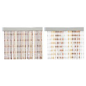 Κουρτίνες Πλαστικές με Χάντρες 1,5x90x200cm Kaemingk 808056