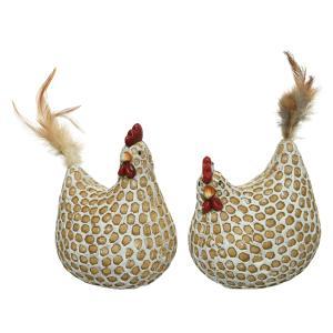 Διακοσμητικές Επιτραπέζιες Κότες Keamingk 820067
