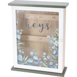 Κλειδοθήκη Ξύλινη 20x6,5x25cm JK Home Decoration 836084