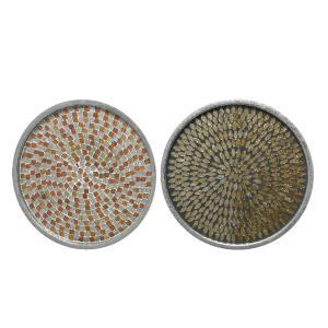 Διακοσμητικοί Δίσκοι σε 2 χρώματα Kaemingk 847830