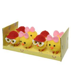 Διακοσμητικές Κότες Χνουδωτές Kaemingk 872666