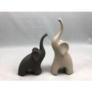 Ελεφαντες (20 & 26cm)  σετ 2τεμ K94689502B/BG