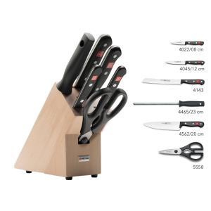 Μαχαίρια Σετ με Βάση Gourmet Wusthof 9867-2