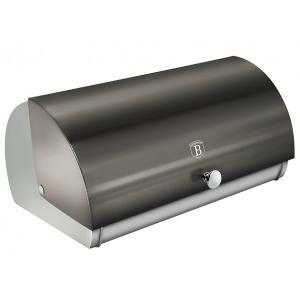 Ψωμιέρα ανοξείδωτη 38.5x28x18.5cm MET.CARBON BH/1350N