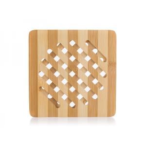 Σουπλά Κατσαρόλας Bamboo 18x18cm Banquet Crystal BQ27061457