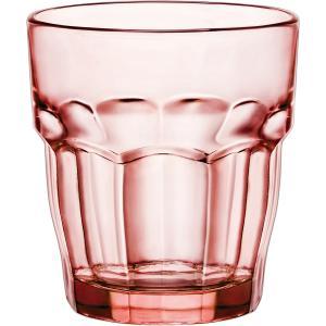 Ποτήρι Κρασιού Rock Bar Γυάλινο Peach 27cl Bormioli Rocco BR00126503