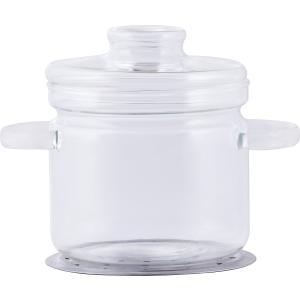 Πυράντοχη Γυάλινη Κατσαρόλα Με Καπάκι 1.5L Με Διαχυτή Υγραερίου Termisil CMSP150A