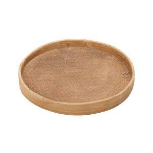 Διακοσμητικός Δίσκος Τσιμέντο Καφέ 30,5x30,5cm Espiel FEB109K2