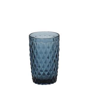 Ποτήρι Σωλήνας Μπλε ''Tristar'' 340ml Espiel TIR108K6