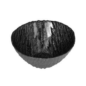 Μπολ Γυάλινο Μαύρο 25x25cm Ramos Espiel HOR1164K6