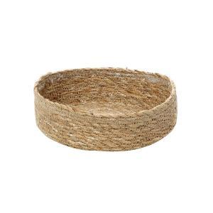Ψωμιέρα Στρογγυλή Seagrass 20x6εκ KAG212