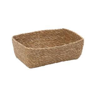 Ψωμιέρα Οβαλ Seagrass 20x14x6εκ. KAG312