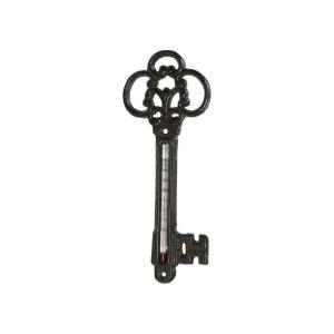 Μεταλλικό θερμόμετρο χώρου κλειδί 21,8cm Espiel KLI111K6