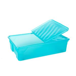 Κουτί Αποθήκευσης Homeplast 55lt Nak 70x46x20cm Α00561