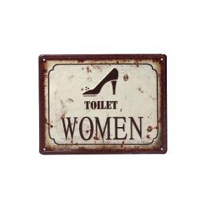 """Ταμπέλα """"Toilet Women"""" 20χ25εκ Espiel LOG201"""