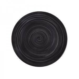 Πιάτο Ρηχό Στρογγυλό 27cm Πορσελάνης Deep Blue Oriana Ferelli PR20254601