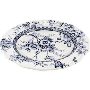 Πιάτο Βαθύ Στρογγυλό Tif Blue Ø24cm Oriana Ferelli PS00310224