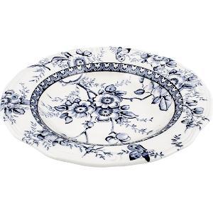 Πιατέλα Σερβιρίσματος Στρογγυλή Tif Blue Φ33cm Oriana Ferelli PS00310633
