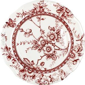 Πιάτο Γλυκού Στρογγυλό Tif Red Ø21cm Oriana Ferelli PS00330321
