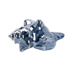 Κοχύλι Κεραμικό Γαλάζιο Espiel SIM125K6