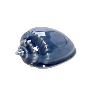 Κοχύλι Κεραμικό Γαλάζιο Espiel SIM130K6