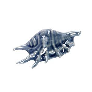 Κοχύλι Κεραμικό Γαλάζιο Espiel SIM131K6