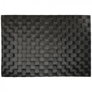 Σουπλά Μαύρο Πλαστικό 45x30cm Sitram SR00520369
