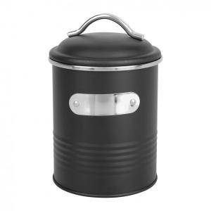 Βάζο για Ζάχαρη / Καφέ  Μεταλλικό Φ11 - Y11,5cm Sitram SR00525182