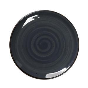 Πιάτο Ρηχό  Terra Grey 26x2.5εκ TLG101K6