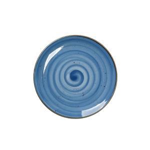 Πιάτο Φρούτου Μπλε Στρογγυλό 19cm Espiel TLF103K6
