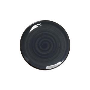 Πιάτο Φρούτου Σκούρο Γκρι Στρογγυλό 19cm Terra Espiel TLG103K6