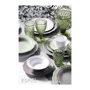 Ποτήρι Σωλήνας Πράσινο ''Tristar'' 340ml Espiel TIR107K6