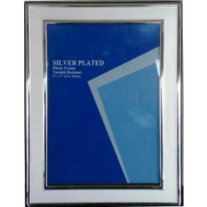 Κορνίζα Ασημί Μεταλλική 15x20cm Max Home WH02202304
