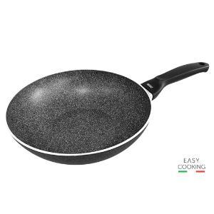 Τηγάνι Wok 28cm Easy Cooking Risoli 80INES/28