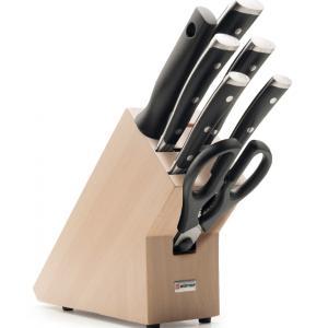 Μαχαίρια Σετ με Βάση Classic Ikon Wusthof 9875