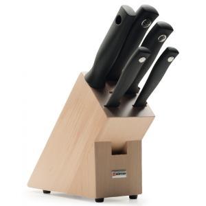 Μαχαίρια Σετ με Βάση Silverpoint Block Wusthof 9829