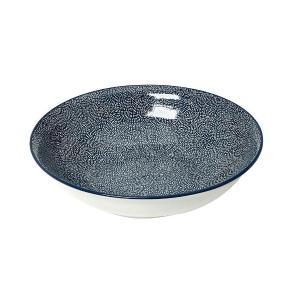 Σαλατιέρα Βαθιά Στρογγυλή Μπλέ Φ28cm Πορσελάνη Espiel YAR105K4