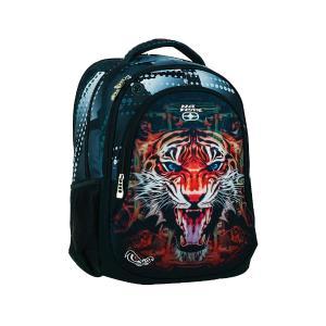 Σακίδιο Πλάτης Οβάλ India Tiger 347-70031