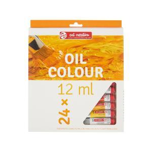 Royal Talens Art Creation Oil Colour 12ml Σετ 24 τεμ.