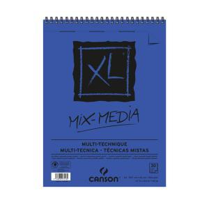 Canson Μπλοκ XL Mix-Media 300gr Α3 30 φ.
