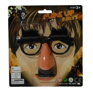 Γυαλιά & αστεία μύτη