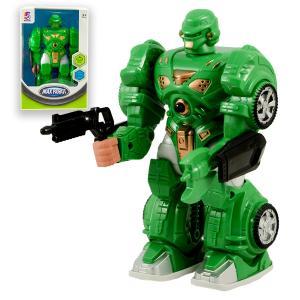 Ρομπότ μπαταρίας πλαστικό 18 εκατοστά