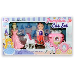 Πριγκίπισσα σε άμαξα