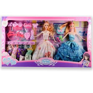 Κούκλες σετ 21 τεμαχίων