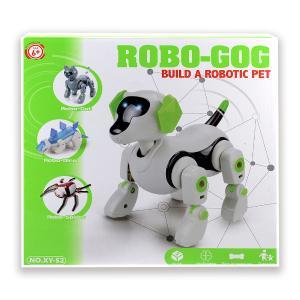 Ρομπότ σκυλάκι συναρμολογούμενο