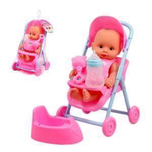 Μωρό σε καροτσάκι 26 εκατοστά