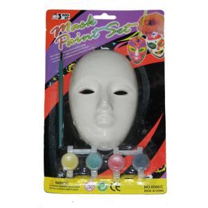 Αποκριάτικη μάσκα μακιγιάζ