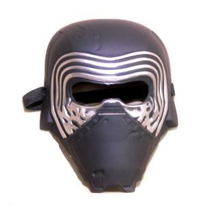 Αποκριάτικη μάσκα μαύρος ήρωας